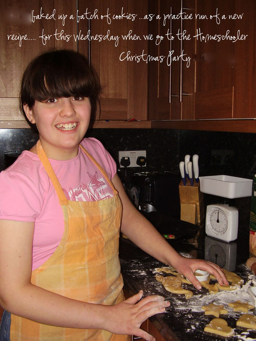Baking cookies blog pic
