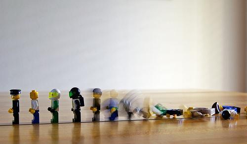 6ichthusfish: LEGO funnies... chortle...