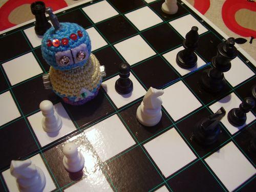 Bouncebot & chess