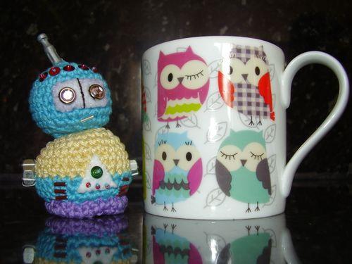 Bouncebot and mug 10 06 09