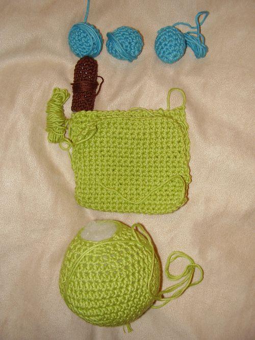 Monster beginnings crochet