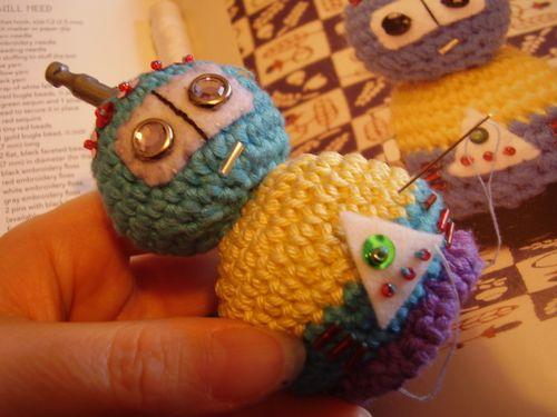 Stitching Bouncebot