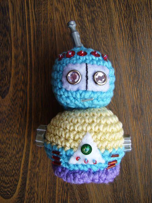Bouncebot the Crobot