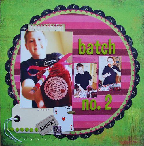 Batch no 2 scrapbook layout 2 web