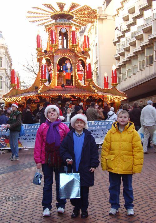 German market chids 2007
