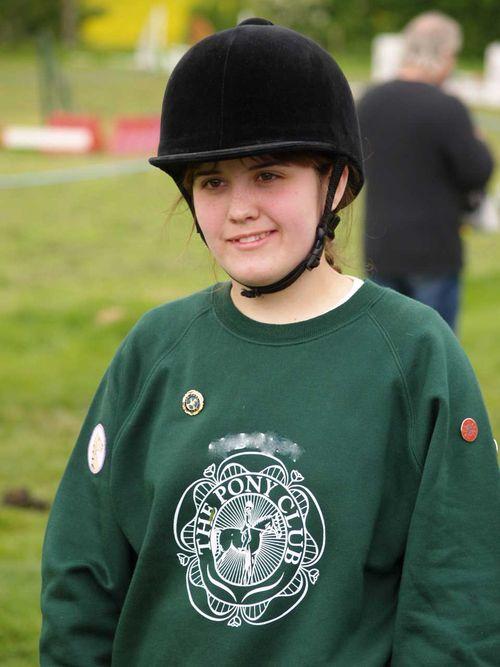 Pony smiling web