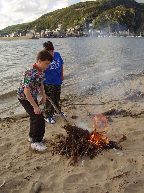 Fire makers beach 2 web