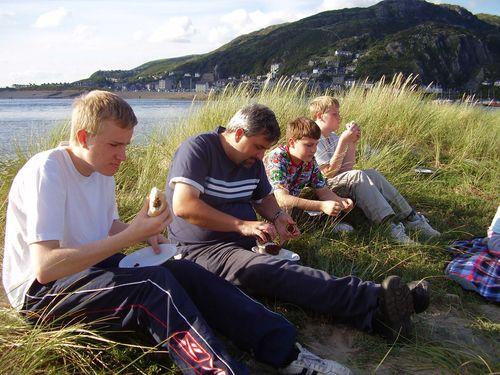 Beach bbq munchers web