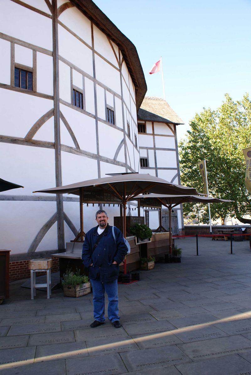 Shakespeares Globe outside web