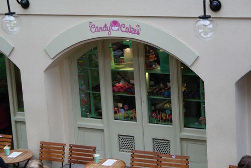 Candy Cakes shop web