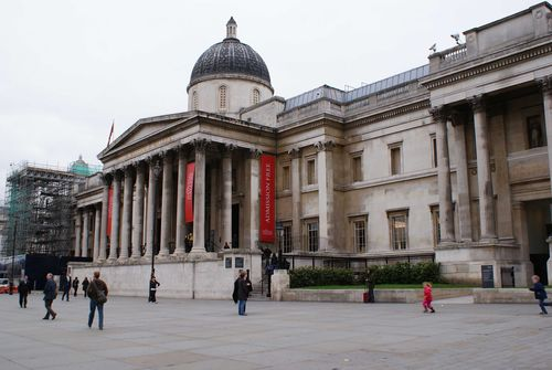 The National Gallery web