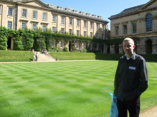 Worcester College OXFORD web