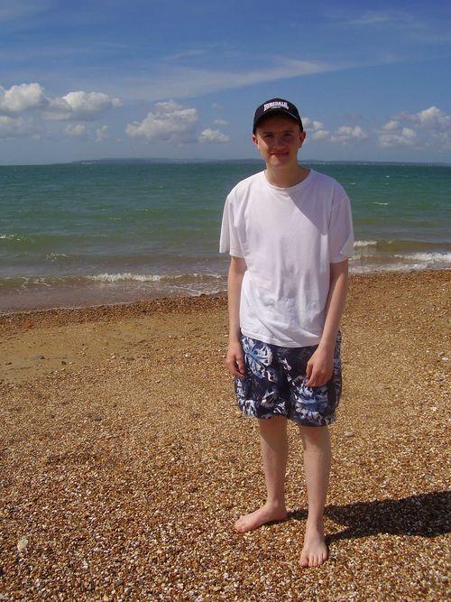 Beach dude web