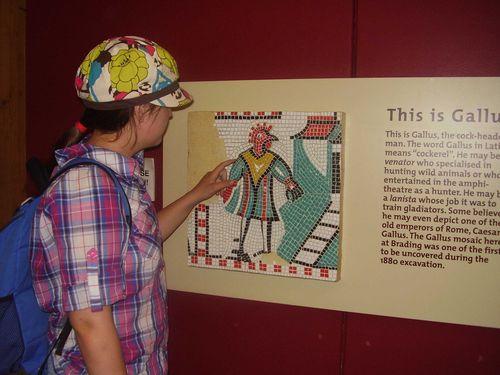 Roman mosaics web
