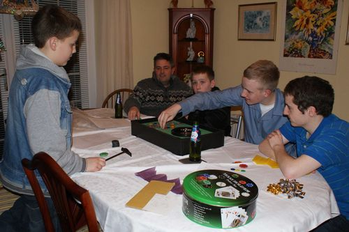 Family games web