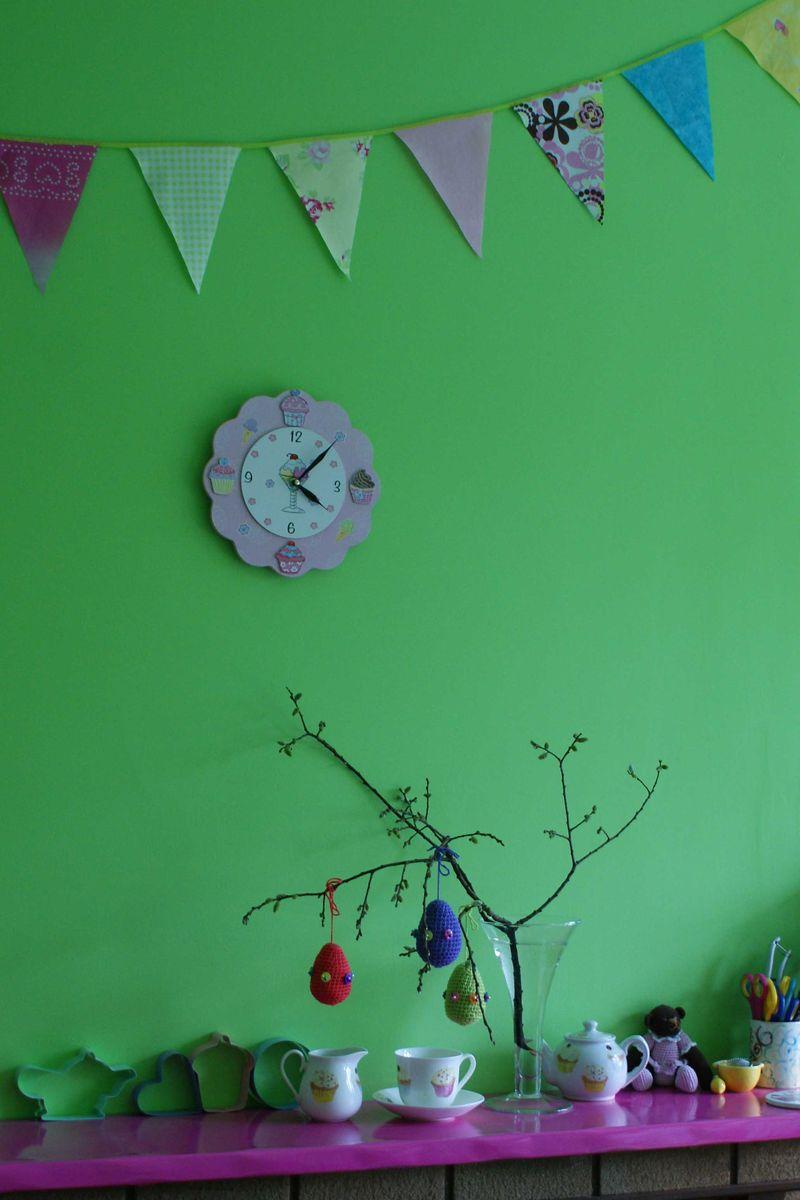 Easter egg crochet free pattern craft room web