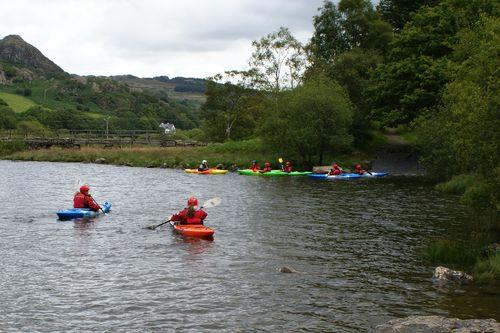 Canoe group shot 2