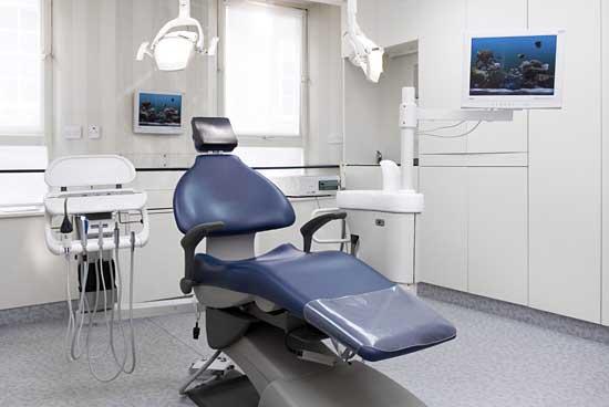 Dentist chair web