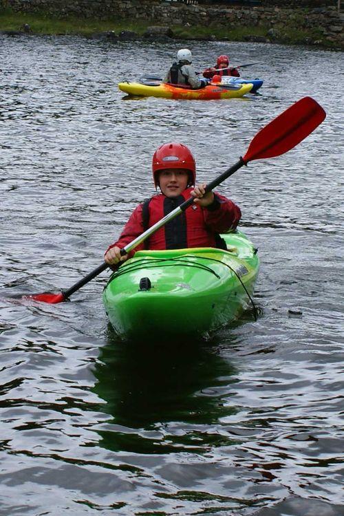 M towards camera canoe web