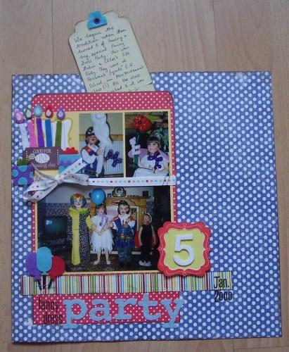 Fancy dress party journaling Shimelle PPP class web (411 x 500)