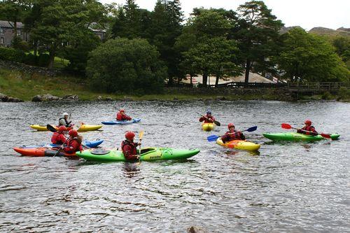 Canoe group shot 4