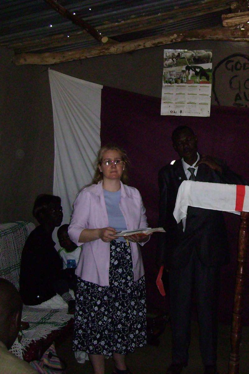 21 speaking at Geoffreys church web