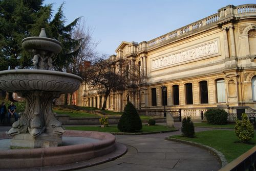 Saint Peters Gardens Wolverhampton towards gallery web