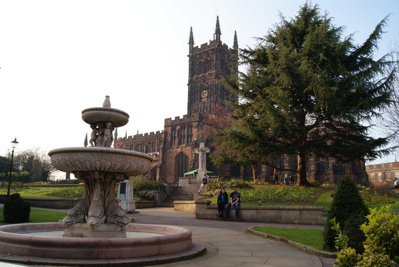 Saint Peters Gardens Wolverhampton web