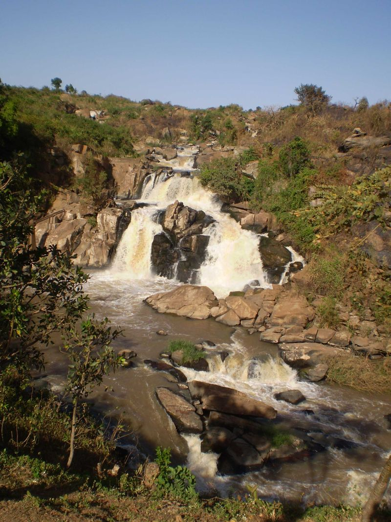 Webuye waterfalls web