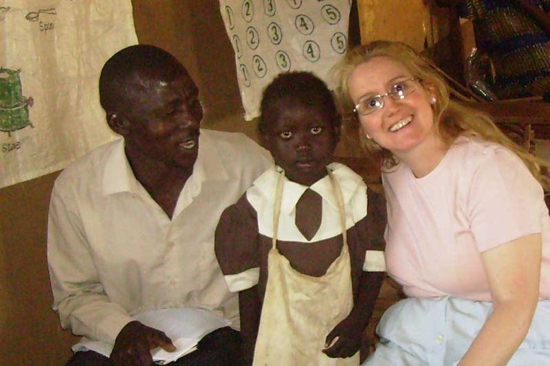 25 d orphan sponsor Makutano Church School Laurine web