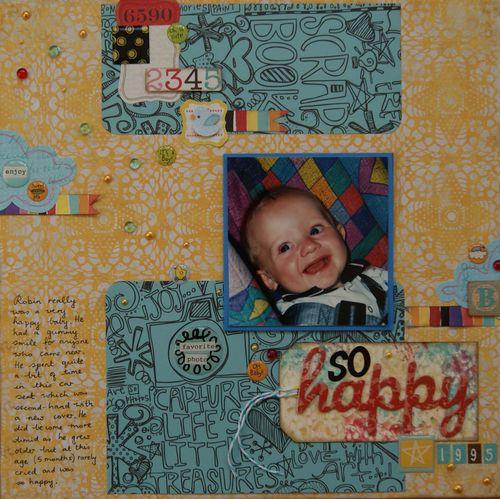 So happy LO Shimelle weekend Friday 1 web