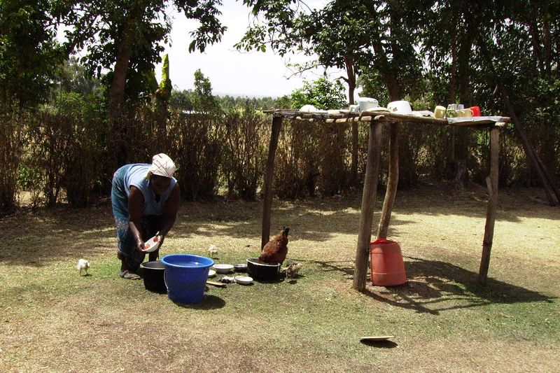 1 mama dickson washing up webuye web