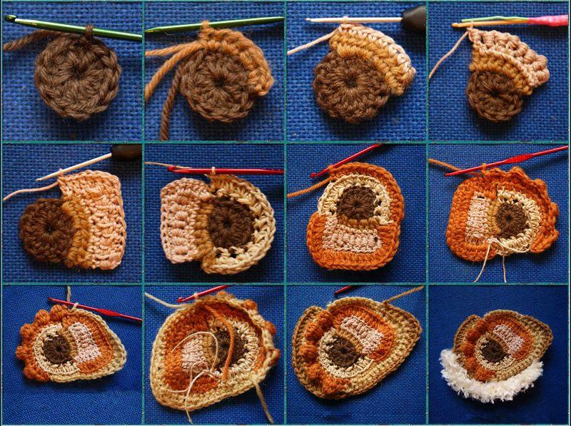 Evolution of a scrumble 12 photos web