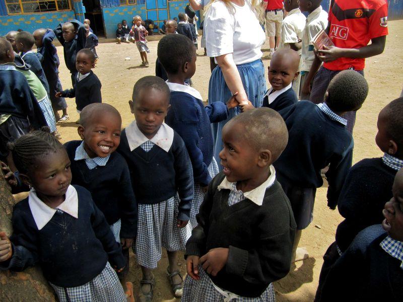 12 Alexs school Nakuru breaktime
